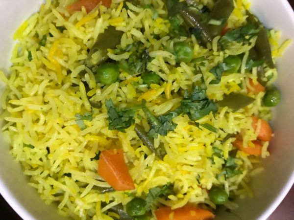 80. Vegetable PuLao